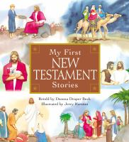 My First New Testament Stories