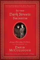 In the Dark Streets Shineth