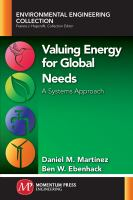 Valuing Energy for Global Needs