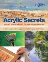 Acrylic Secrets