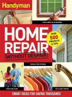 Home Repair Without Despair