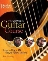 Complete Guitar Course