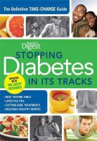 Stopping Diabetes in Its Tracks