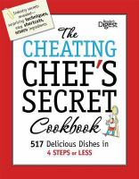 The Cheating Chef's Secret Cookbook