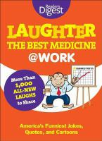 Laughter, the Best Medicine [at] Work