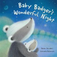 Baby Badger's Wonderful Night