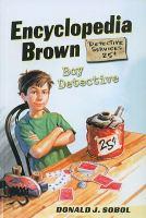 Encyclopedia Brown, Boy Detective