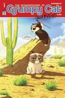The Misadventures of Grumpy Cat (and Pokey!)