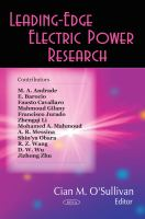 Leading-edge Electric Power Research