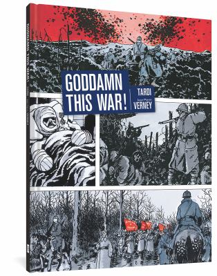 Cover image for Goddamn This War!