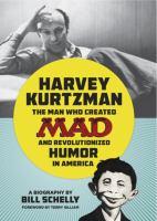 Harvey Kurtzman