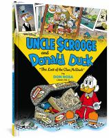 """Walt Disney Uncle Scrooge And Donald Duck The Don Rosa Library Vol. 4: """"The Last Of The Clan McDuck"""""""