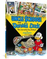 Walt Disney Uncle $crooge and Donald Duck
