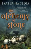 Image: The Alchemy of Stone