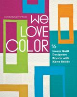 We Love Color