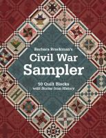 Barbara Brackman's Civil War Sampler