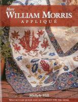 More William Morris Appliqué
