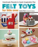 Felt Toys for Little Ones