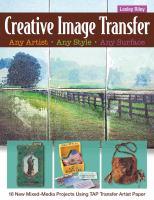 Creative Image Transfer-Any Artist, Any Style, Any Surface