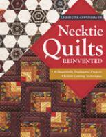 Necktie Quilts Reinvented
