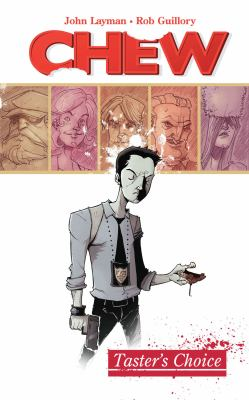 Cover image for Chew