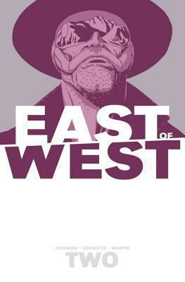 East of West, Vol. 2: We Are All One cover