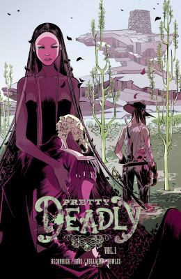 Pretty Deadly, Vol. 1: The Shrike cover