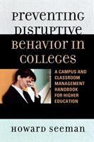 Preventing Disruptive Behavior in Colleges