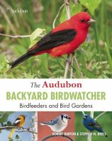 Audubon Backyard Birdwatcher