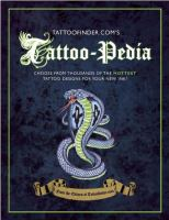 TattooFinder.com's Tattoo-pedia