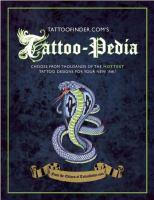 TattooFinder.com's Tattoo-pedia