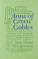 Oakville Reads: Anne of Green Gables