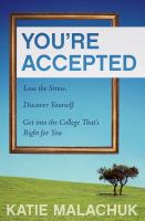 You're Accepted