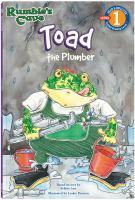 Toad the Plumber