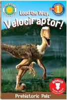 Lead the Way, Velociraptor!