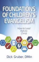 Foundations of Children's Evangelism