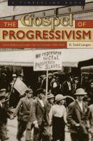 The Gospel of Progressivism