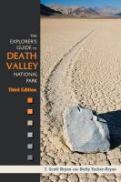 The Explorer's Guide to Death Valley National Park