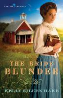 The Bride Blunder