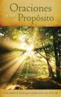 Oraciones con Proposito
