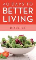 40 Days to Better Living