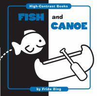 Fish and Canoe