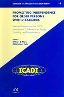Promoting Independence for Older Persons With Disabilities