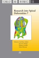 Research Into Spinal Deformities