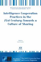 Intelligence Cooperation Practices in the 21st Century