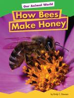 How Bees Make Honey