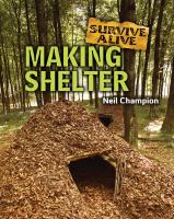Making Shelter