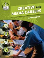 Creative and Media Careers