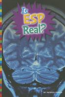 Is ESP Real?