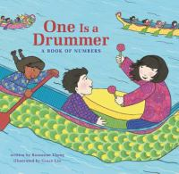 One Is A Drummer : A Book of Numbers